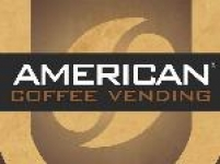 logo AMERICAN COFFEE VENDING