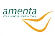 logo Amenta Clínica Dental