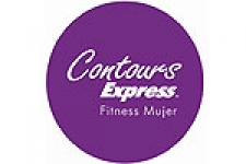 logo Contours express- Fitness mujer