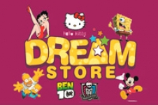 logo Dream Store